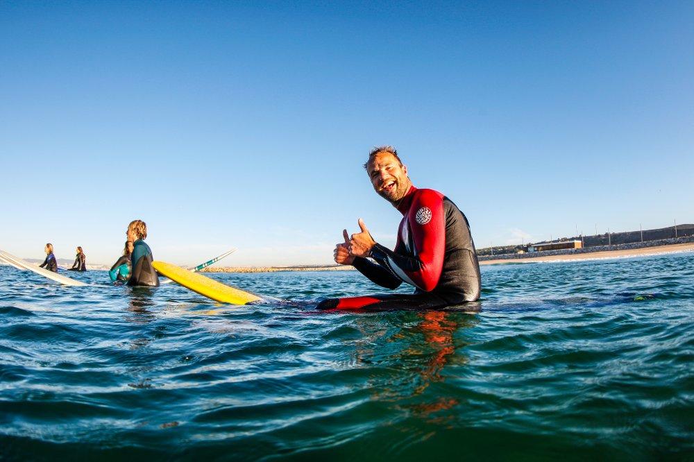 Surfhouse Costa da Caparica / Lissabon