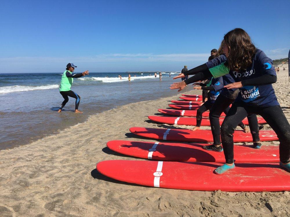ISurfPortugal Familycamp in Estela | Porto