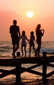 Familienreise, Kinder, Familie, Kinderbetreuung
